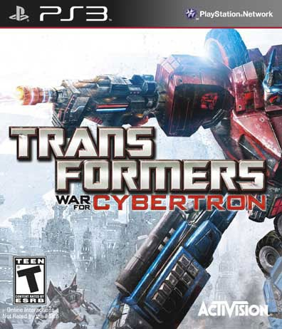PS3 - Transformers: War for Cybertron