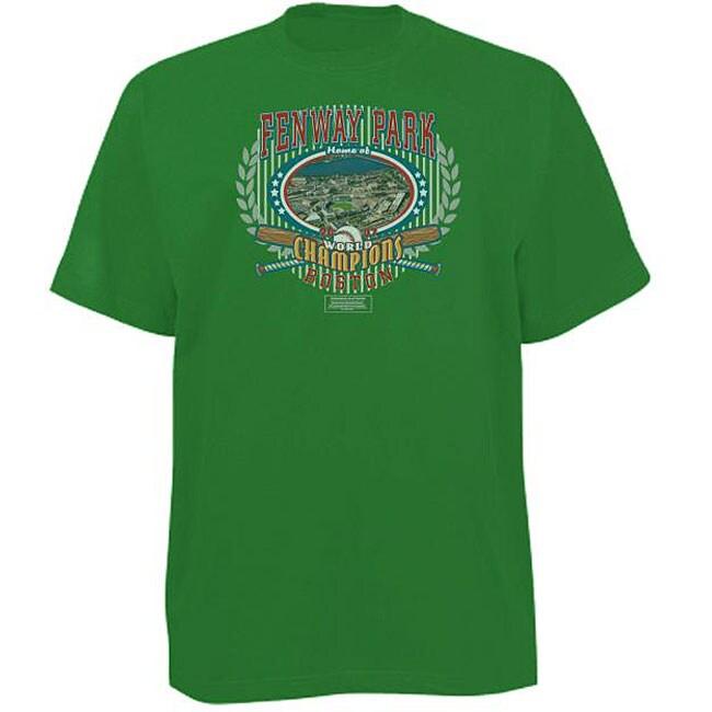 Commemorative Fenway Park Green T-shirt