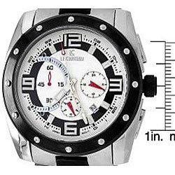 Le Chateau Men's Sports-Dimamica Watch - Thumbnail 2