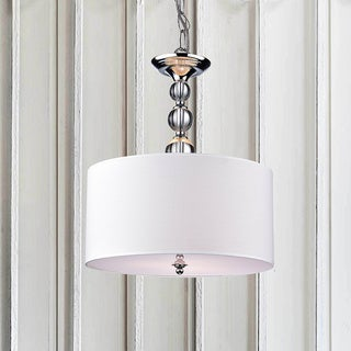 Crystal Base Pendant Chandelier