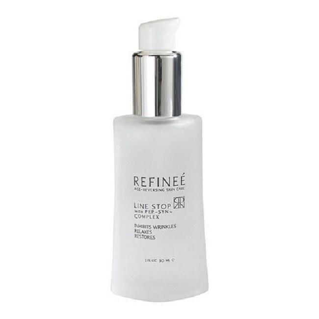 Refinee 1-ounce Line Stop Wrinkle Inhibiting Serum (R33),...