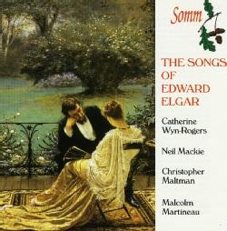 Catherine Wyn-Rogers - The Songs of Edward Elgar