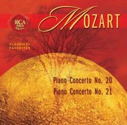Wolfgang Amadeus Mozart - RCA Red Seal: Piano Concertos