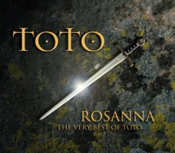 TOTO - ROSANNA/THE BEST OF TOTO