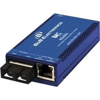 B&B MiniMc Module, TP-TX/FX-MM1300-SC