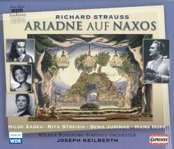 Cologne Radio Symphony Orchestra - Strauss: Ariadne Auf Naxos