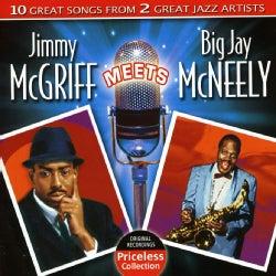 Big Jay McNeely - Jimmy McGriff Meets Big Jay McNeely