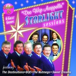 Various - Doo Wop Acappella Starlight Sessions: Vol. 16