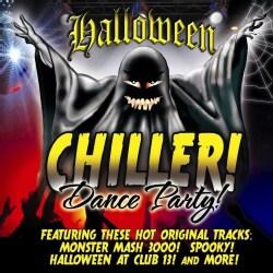 HOLLYWOOD HAUNTS - HALLOWEEN CHILLER DANCE PARTY!