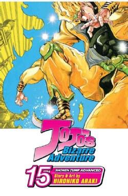 Jojo's Bizarre Adventure 15 (Paperback)