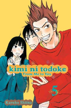 Kimi Ni Todoke 5: From Me to You (Paperback)