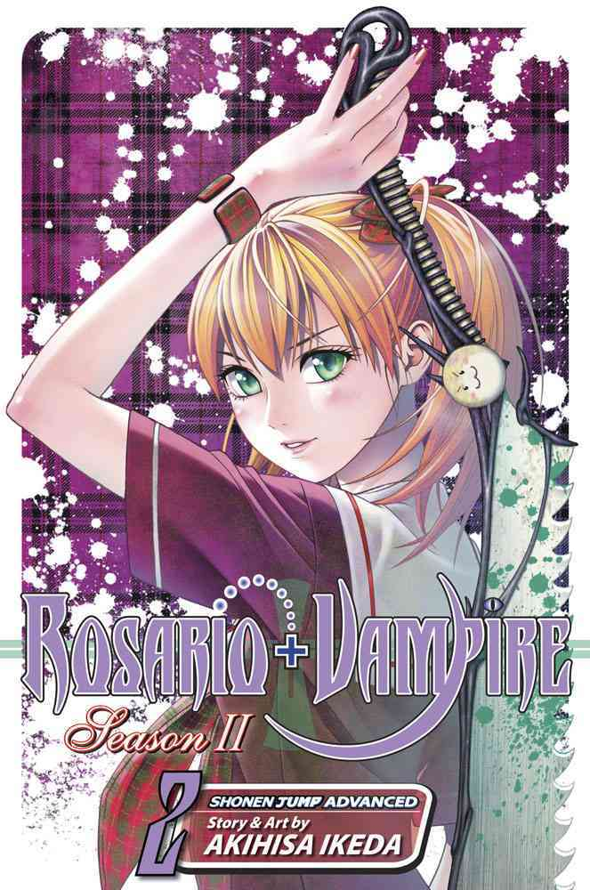Rosario + Vampire Season II 2: Magical Candy (Paperback)