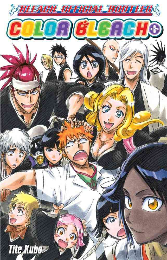 Color Bleach Plus: The Bleach Official Bootleg (Paperback)
