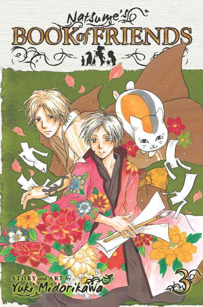 Natsume's Book of Friends 3 (Paperback)