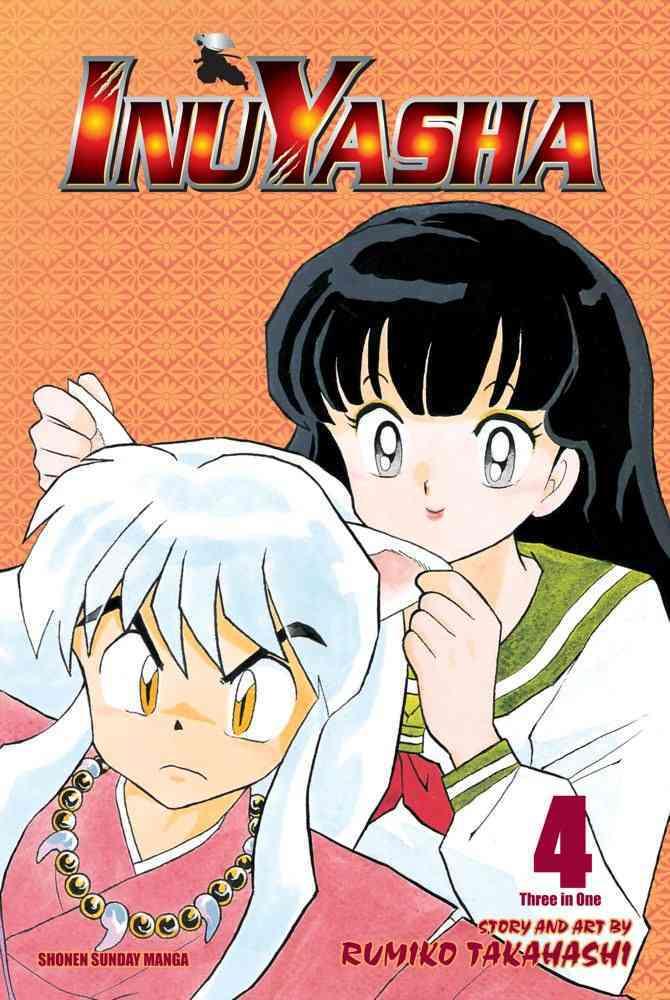Inuyasha 4: Vizbig Edition (Paperback)
