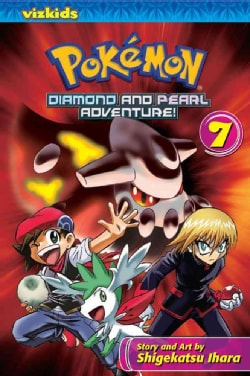 Pokemon Diamond and Pearl Adventure! 7 (Paperback)