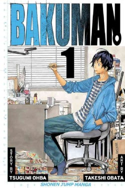 Bakuman 1 (Paperback)
