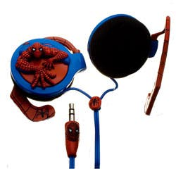 Nemo Digital Spider-man 3D Wrap Around Headphones|https://ak1.ostkcdn.com/images/products/4564747/Nemo-Digital-Spider-man-3D-Wrap-Around-Headphones-P12503225.jpg?impolicy=medium