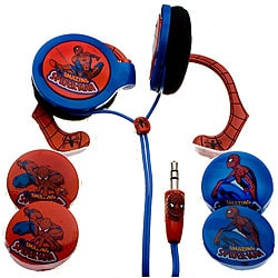 Nemo Digital Spider-man Wraparound Headphones