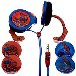 Nemo Digital Spider-man Wraparound Headphones|https://ak1.ostkcdn.com/images/products/4564754/Nemo-Digital-Spider-man-Wraparound-Headphones-P12503229.jpg?impolicy=medium