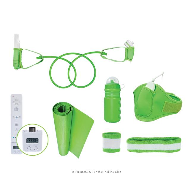 7 in 1 Exercise Kit for Wii and Wii Fit