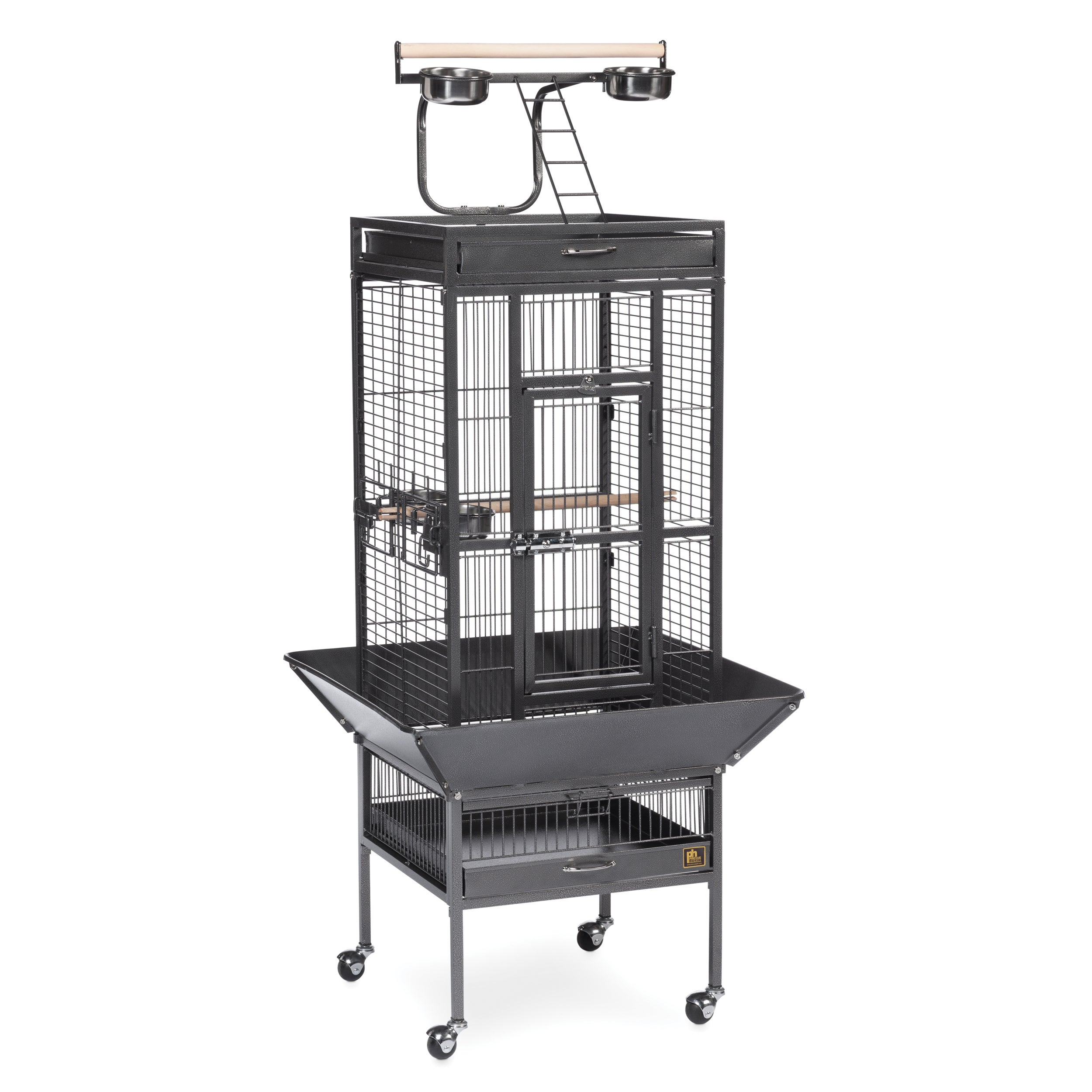 Prevue Pet Products Wrought Iron Select Easy Portable Bir...