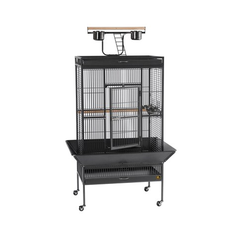 "Prevue Pet Products Wrought Iron Select Bird Cage 3153 - 38.25""l x 30.25""w x 63""h"