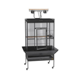 """Prevue Pet Products Wrought Iron Select Bird Cage 3153 - 38.25""""l x 30.25""""w x 63""""h"""