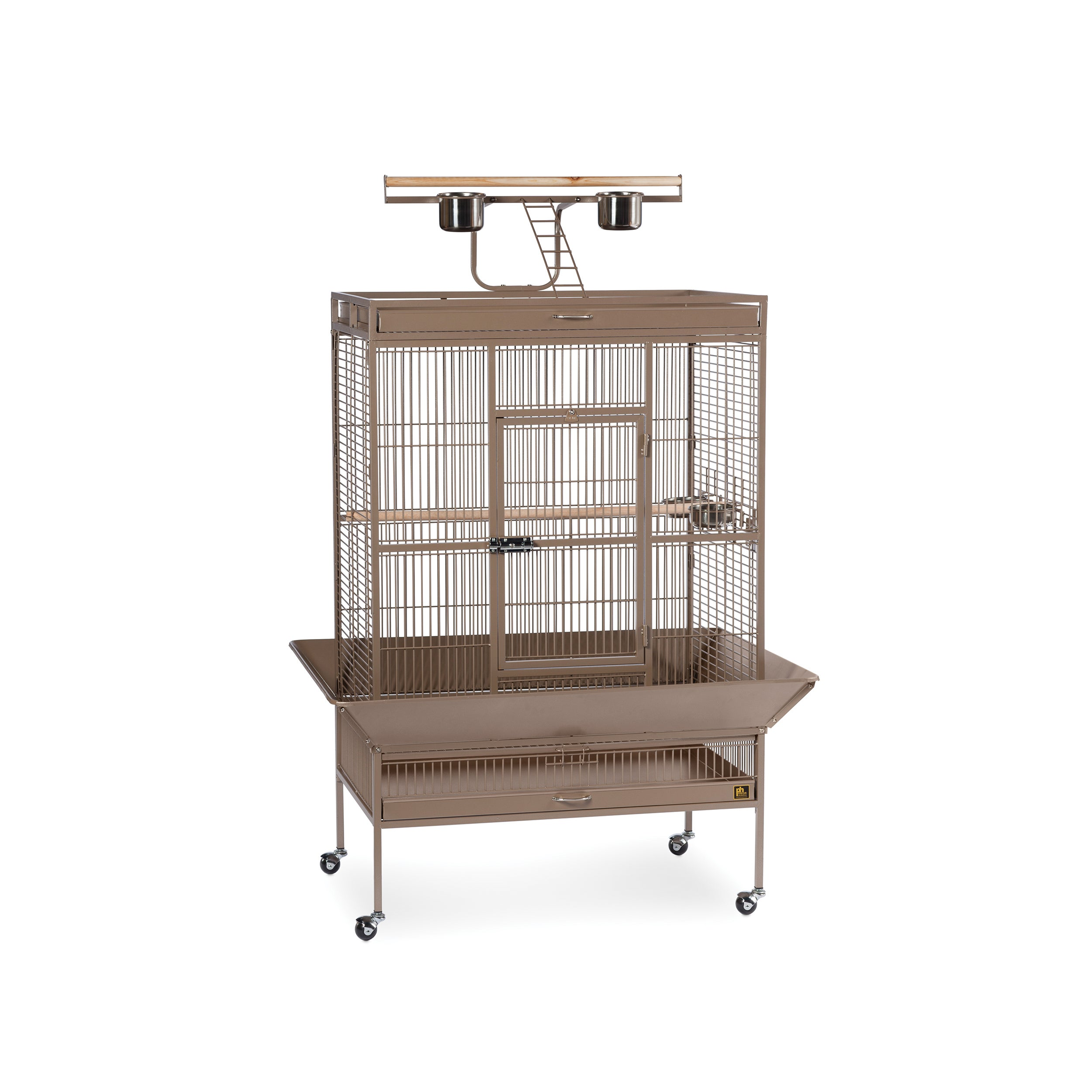 Prevue Pet Products Wrought Iron Select Bird Cage 3154 (C...