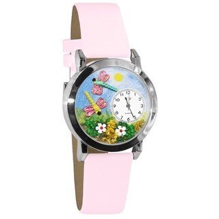 Whimsical Kids' Dragonflies Theme Watch
