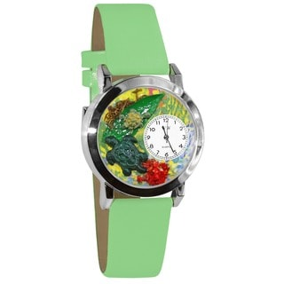 Whimsical Kids' Turtles Theme Watch