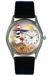 Whimsical Kids' Lighthouse Theme Watch