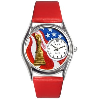 Whimsical Kids' July of 4th Patriotic Watch