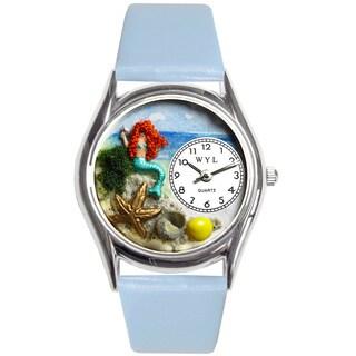 Whimsical Kids' Mermaid Theme Watch
