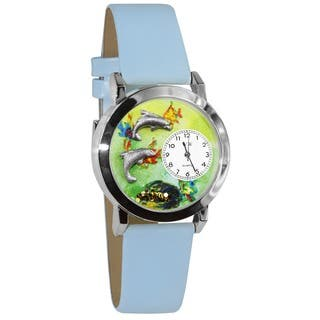 Whimsical Kids' Dolphin Theme Watch|https://ak1.ostkcdn.com/images/products/4566166/P12504266.jpg?impolicy=medium