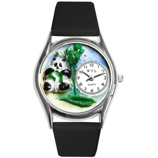 Whimsical Kids' Panda Bear Theme Watch