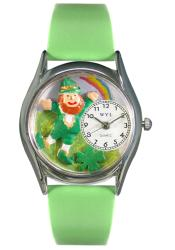 Whimsical St. Patrick's Day Rainbow Theme Watch