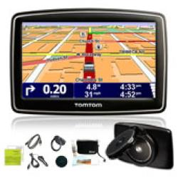 TomTom XL 340 GPS Navigation System with Bonus Kit (New in Non-Retail Packaging)