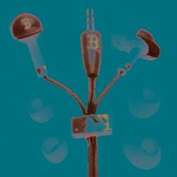 Nemo Digital MLF10114BS MLB Boston Red Sox Batting Helmet Headphones - Thumbnail 1