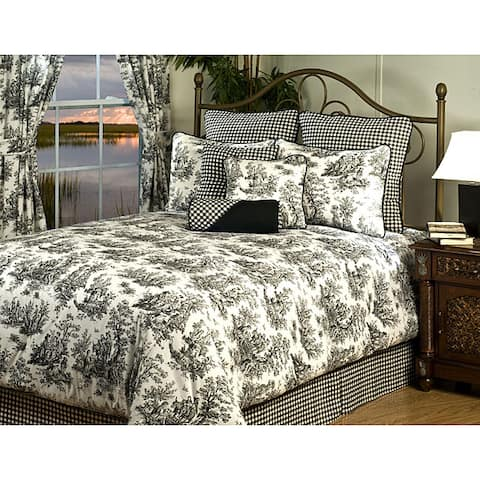 Plymouth Queen 9-piece Luxury Bedding Set