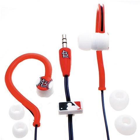 Nemo Digital MLB St. Louis Cardinals Jogger's Earphones