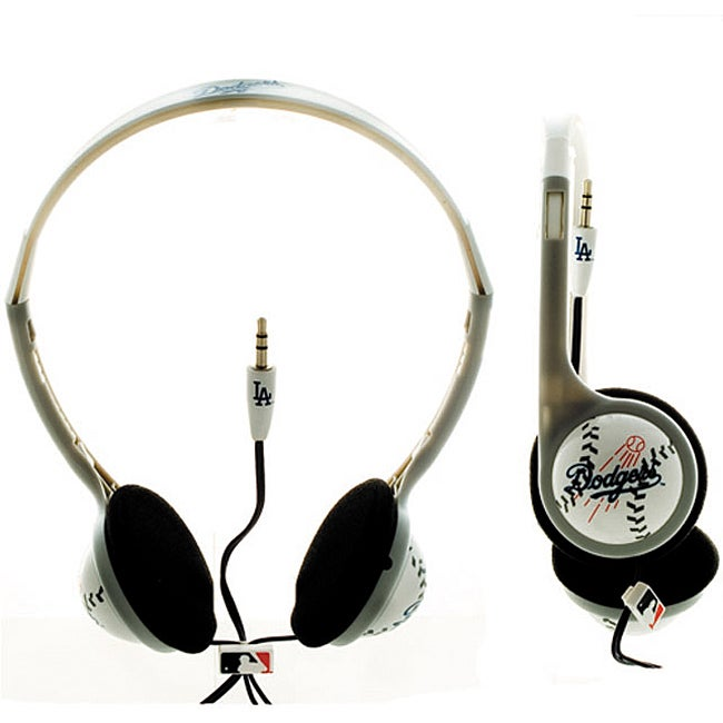 Nemo Digital MLB Los Angeles Dodgers Overhead Headphones