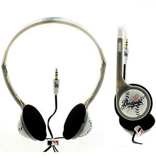 Nemo Digital MLB Los Angeles Dodgers Overhead Headphones