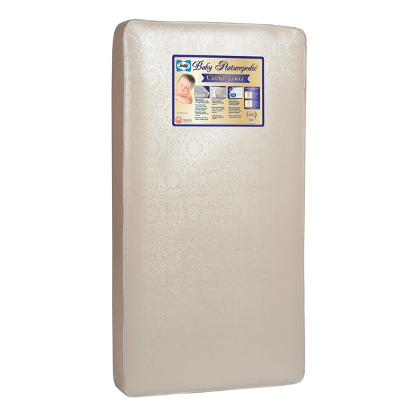 sealy baby crown jewel crib mattress