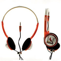 Nemo Digital MLB St. Louis Cardinals Overhead Headphones