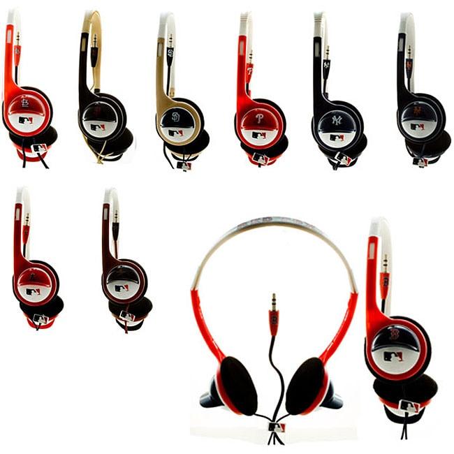 Nemo Digital MLB Baseball Overhead Batting Helmet Headphones