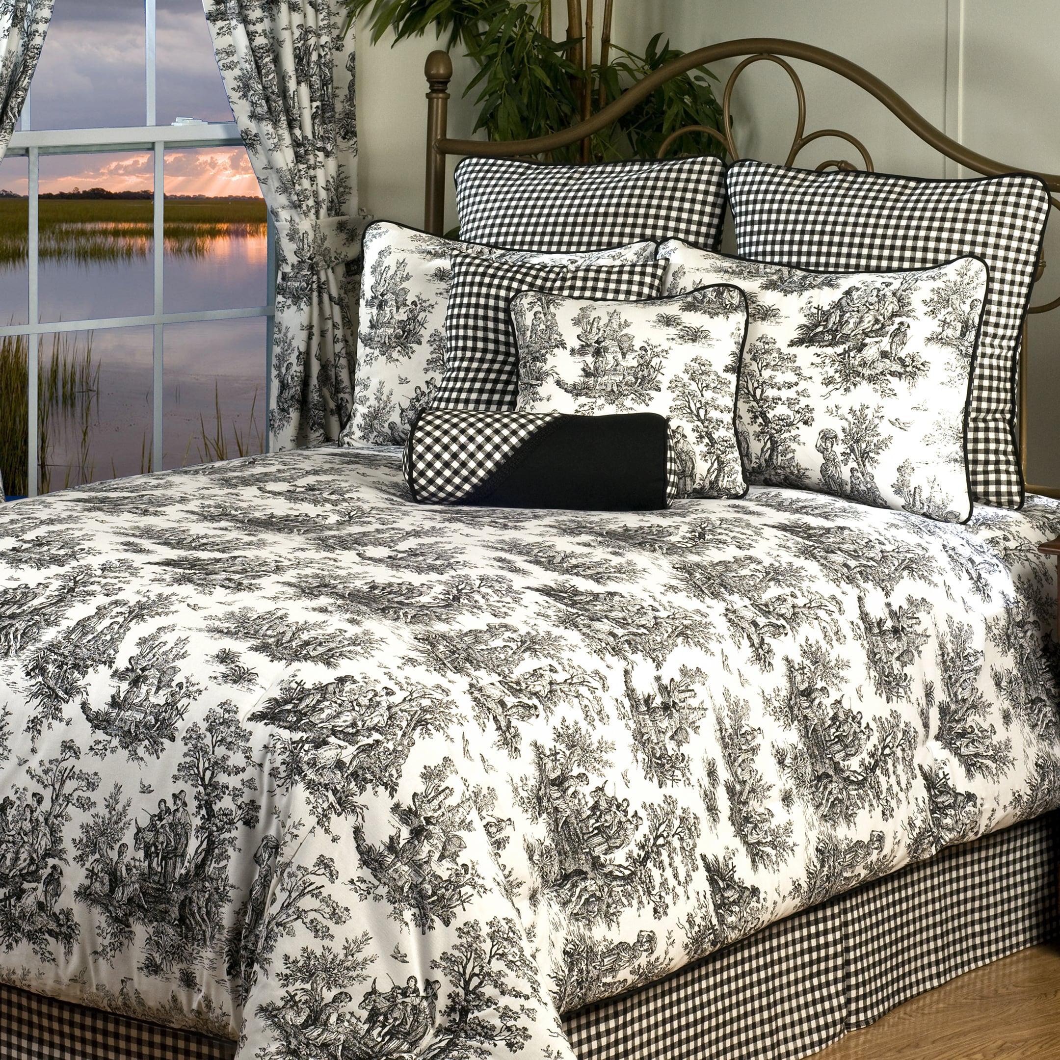 Shop Plymouth California King 10 Piece Comforter Set Overstock