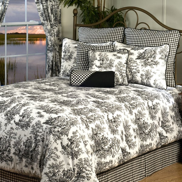 Shop Plymouth California King 10 Piece Comforter Set