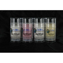 Luxuriant Earth to Skin 4-piece Foot Kit with Bonus Socks and File