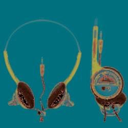 Nemo Digital MLF10117STL St Louis Cardinals Batting Helmet Overhead Headphones - Thumbnail 2